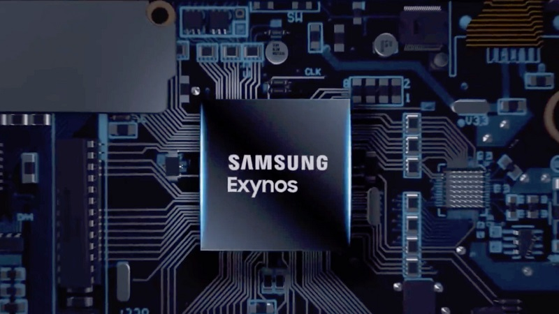 Chip exynos của Samsung