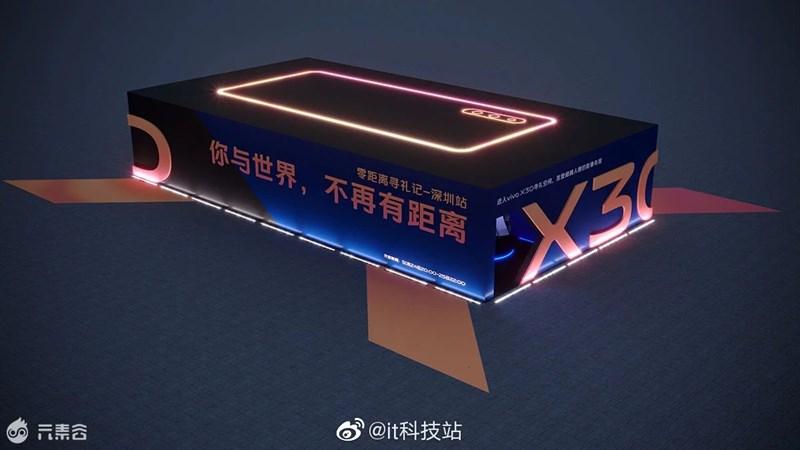 Vivo X30 và X30 Pro chuẩn bị ra mắt với chip Exynos 980 5G, 4 camera 64MP, giá hơn 10 triệu đồng